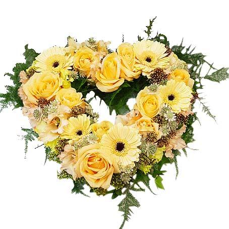 blommor för begravning