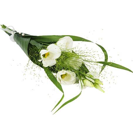 ros till begravning